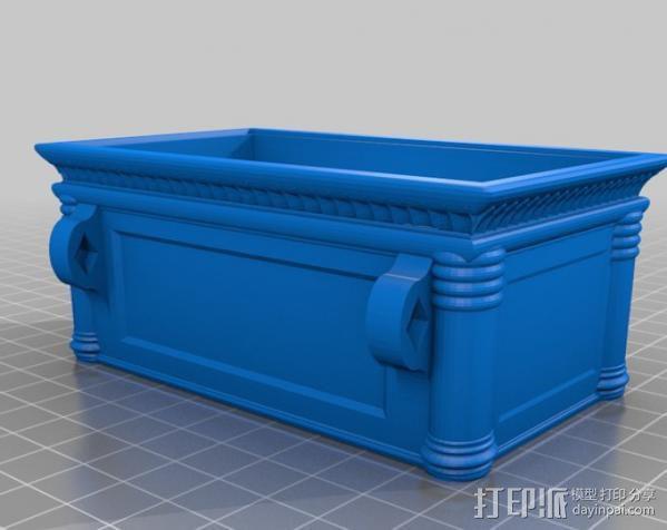 约柜 盒子 3D模型  图3