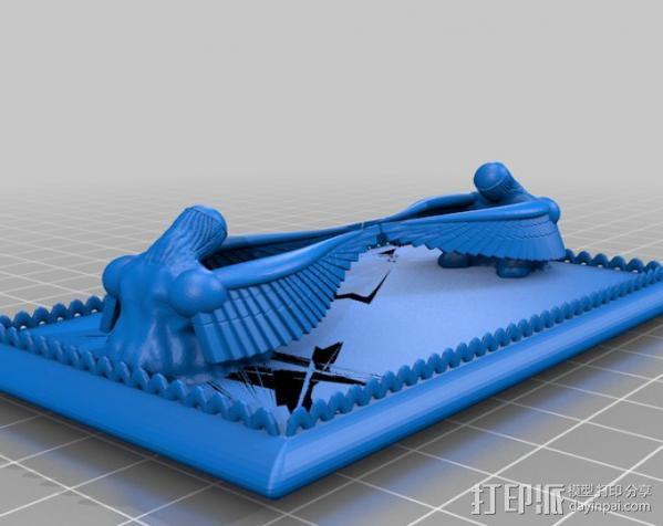 约柜 盒子 3D模型  图6