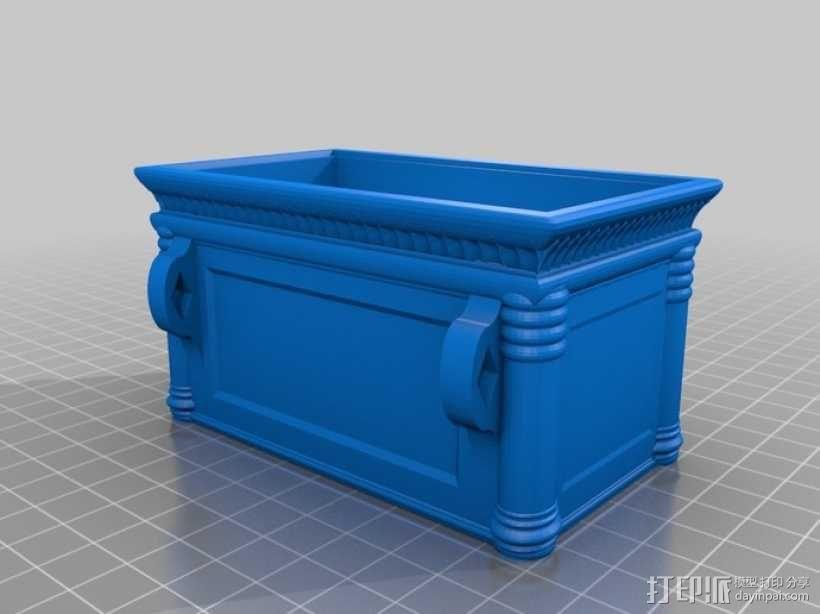 约柜 盒子 3D模型  图9