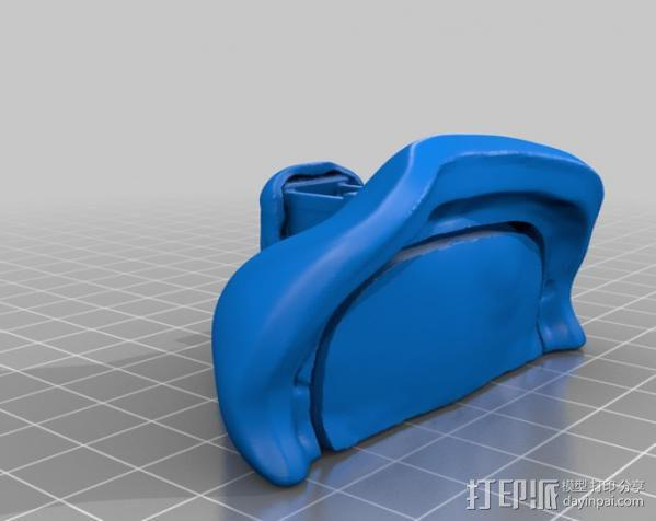 小矮人的树屋 3D模型  图6