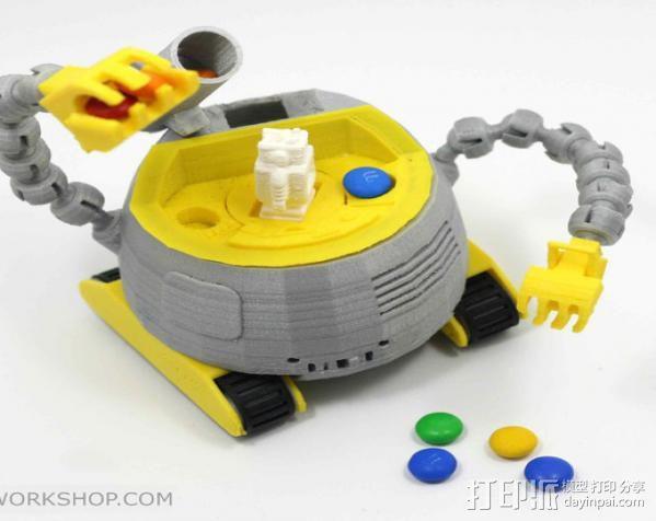 机器人 3D模型  图10