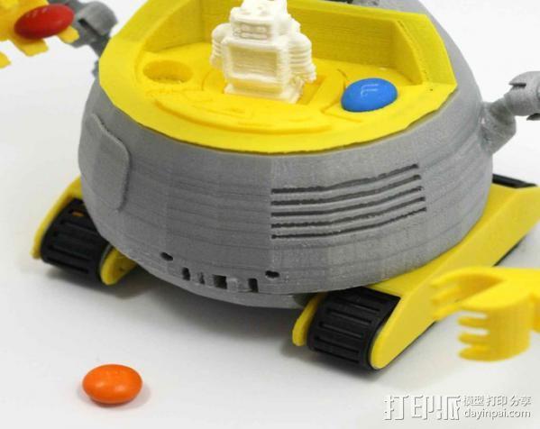 机器人 3D模型  图12