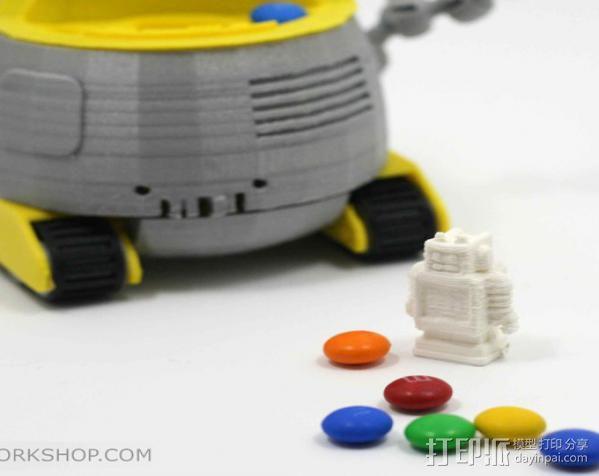 机器人 3D模型  图9
