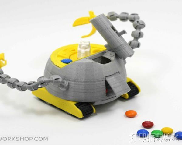 机器人 3D模型  图13