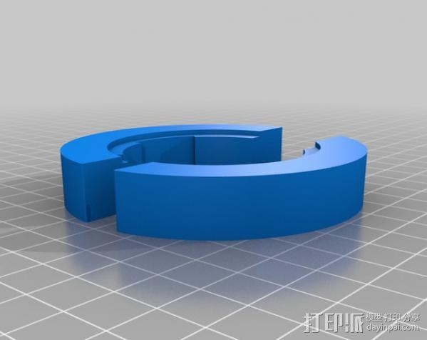 摩托车 3D模型  图18
