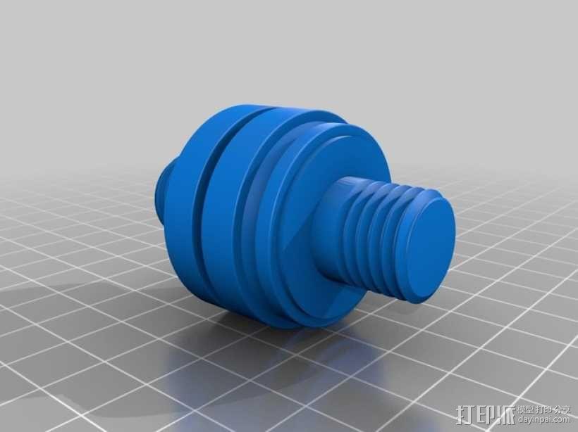 光剑手柄 3D模型  图3