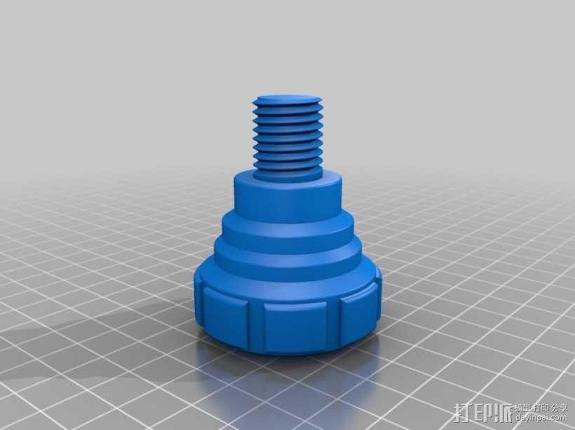光剑手柄 3D模型  图5