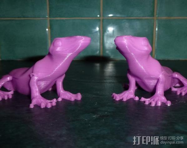 小蜥蜴 3D模型  图2