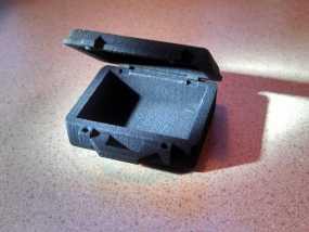 迷你Pelican安全箱 3D模型