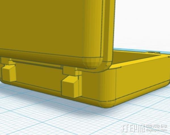 迷你Pelican安全箱 3D模型  图5