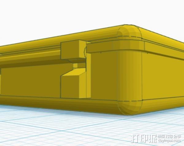 迷你Pelican安全箱 3D模型  图8