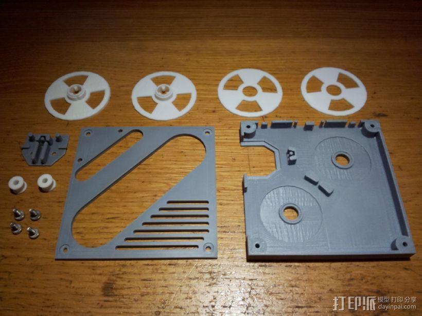 全息磁盘模型 3D模型  图5