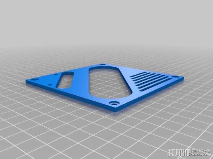 全息磁盘模型 3D模型  图4