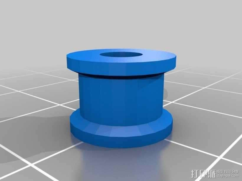 全息磁盘模型 3D模型  图6