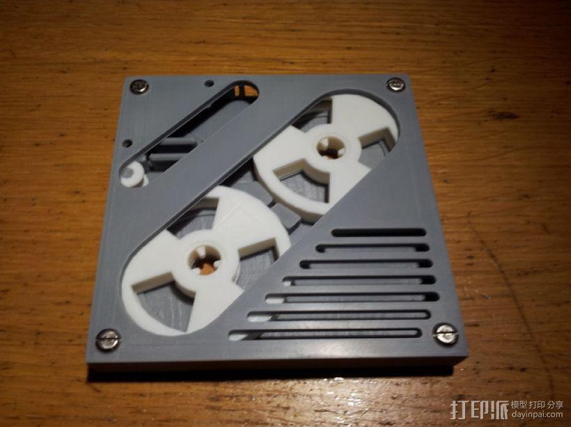全息磁盘模型 3D模型  图8