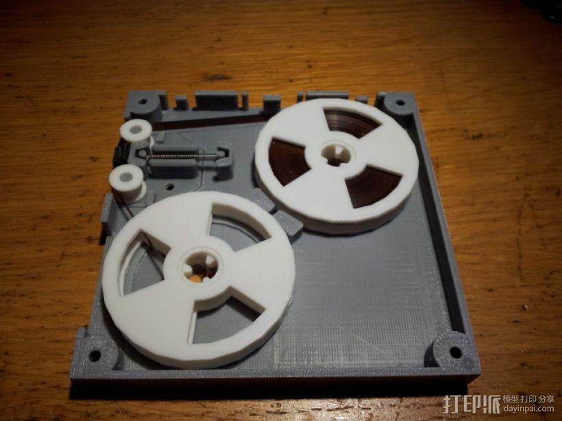 全息磁盘模型 3D模型  图9