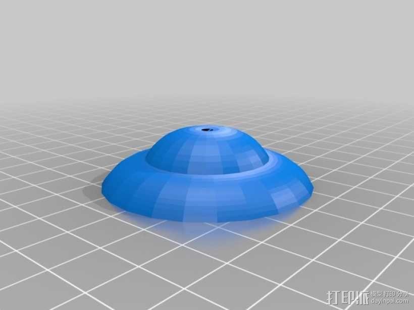 口袋妖怪图鉴徽章 3D模型  图6