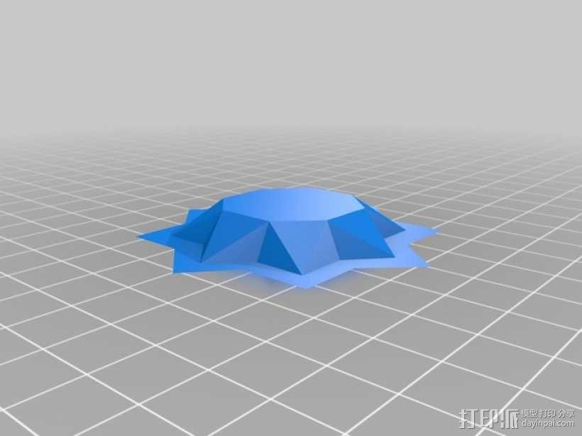 口袋妖怪图鉴徽章 3D模型  图9