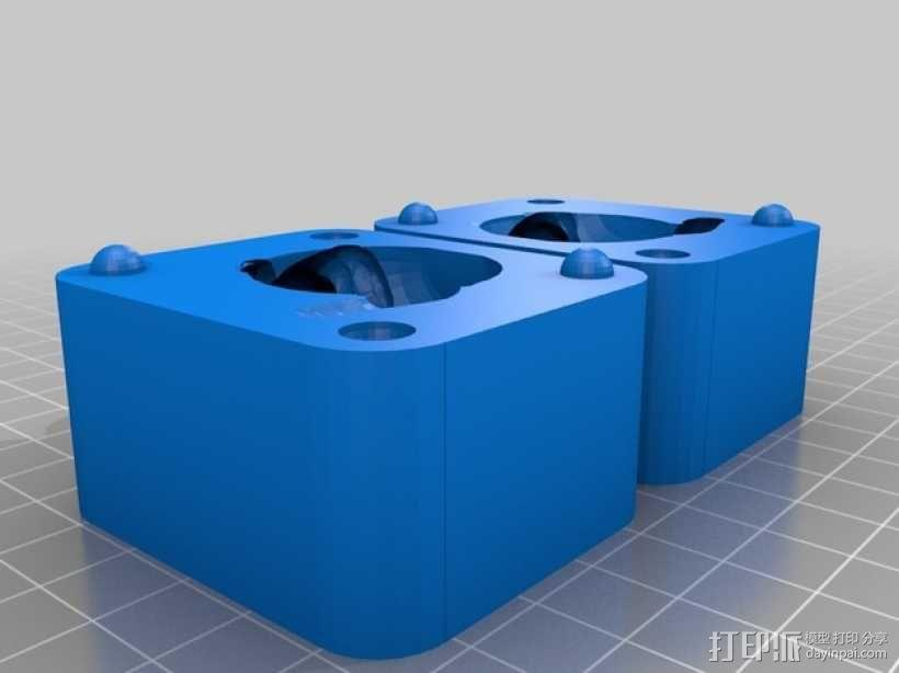 Oogoo 高达模具 3D模型  图2