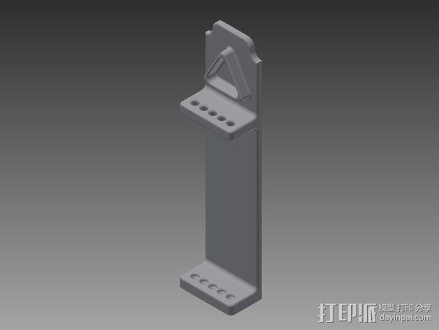 玩具台球桌 3D模型  图3