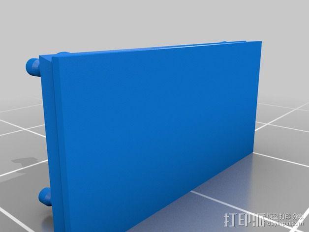 玩具台球桌 3D模型  图5