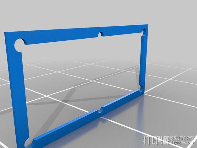 玩具台球桌 3D模型  图6