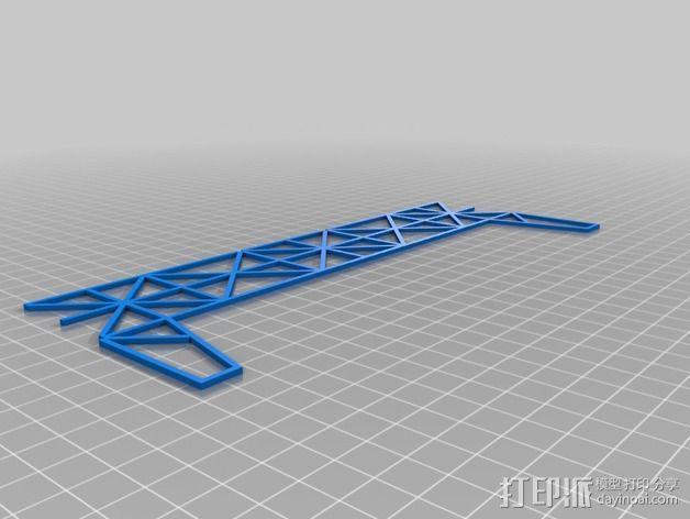 车间构架模型 3D模型  图11
