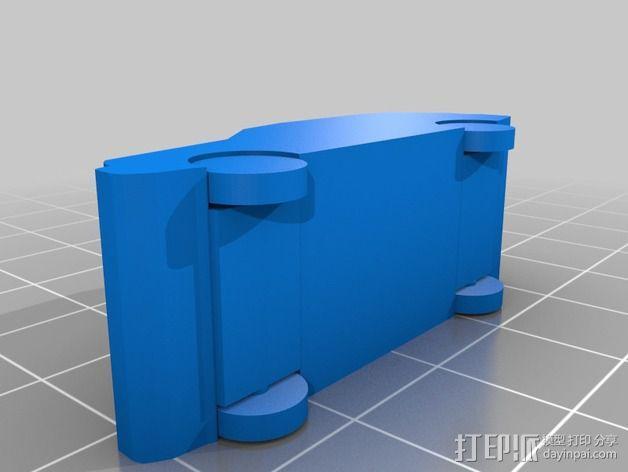 车间构架模型 3D模型  图13