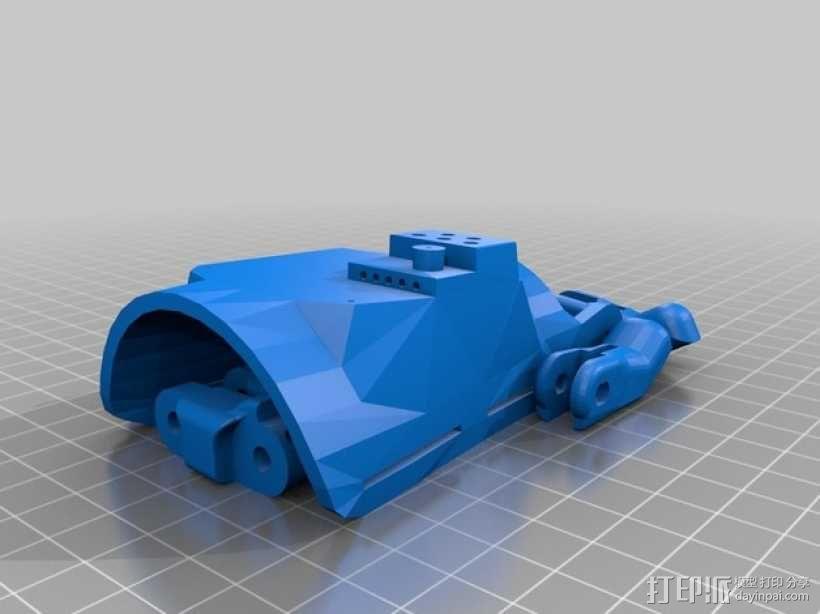 假肢 手  3D模型  图6