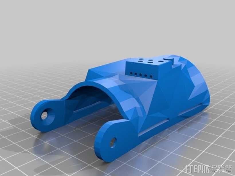 假肢 手  3D模型  图14