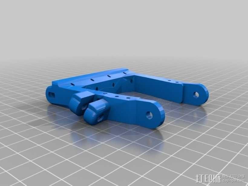 假肢 手  3D模型  图19