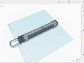光剑 能量剑 3D模型