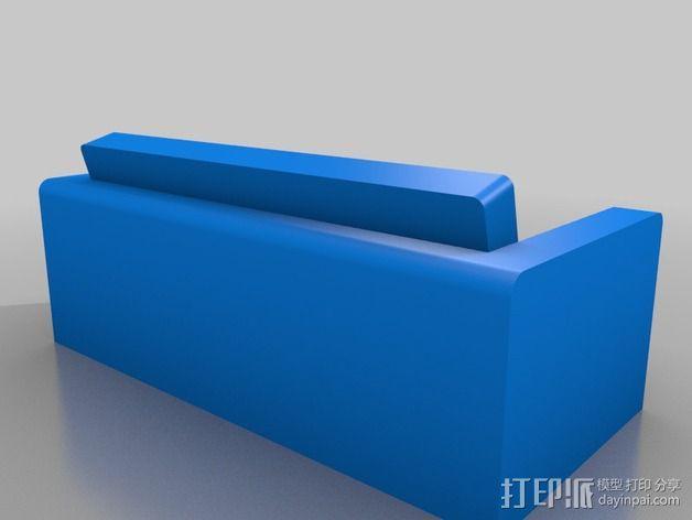 家具 3D模型  图3
