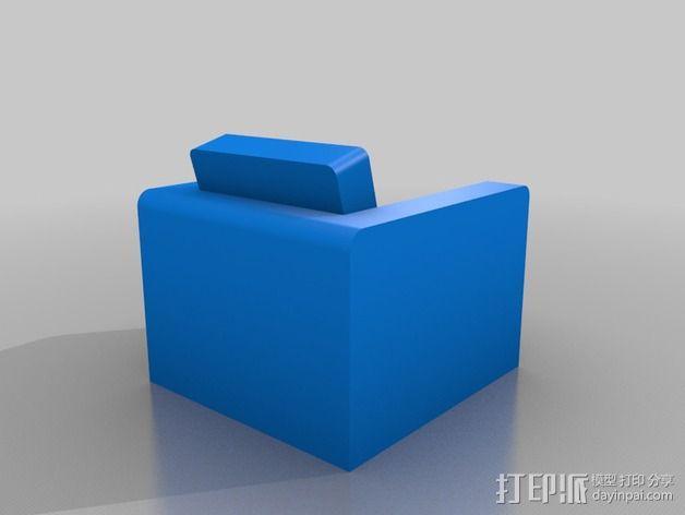家具 3D模型  图7