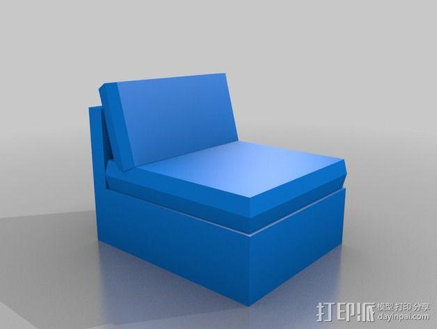 家具 3D模型  图10