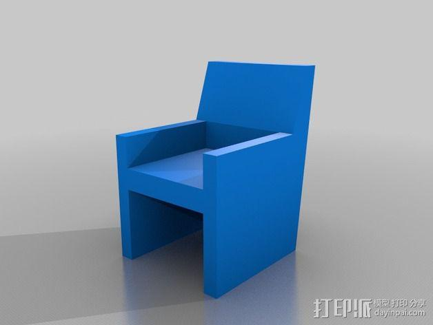 家具 3D模型  图13