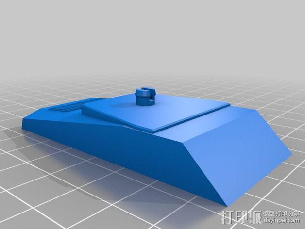 坦克 3D模型  图7
