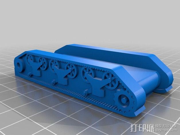 坦克 3D模型  图8