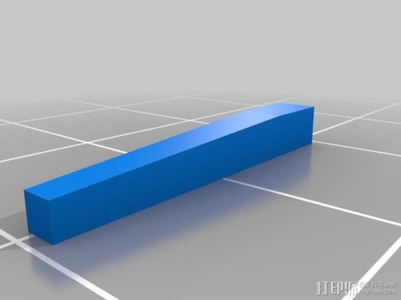 钢琴和凳子 3D模型  图2