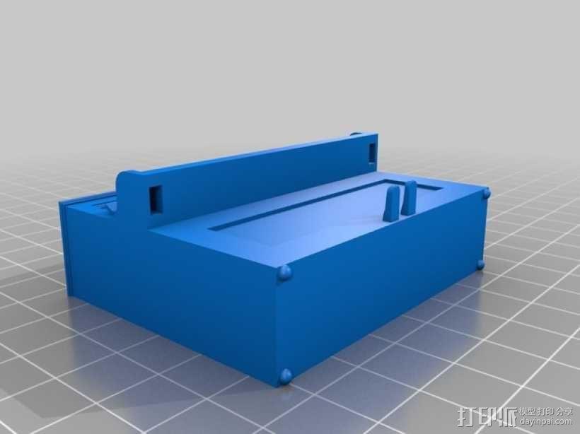 钢琴和凳子 3D模型  图6
