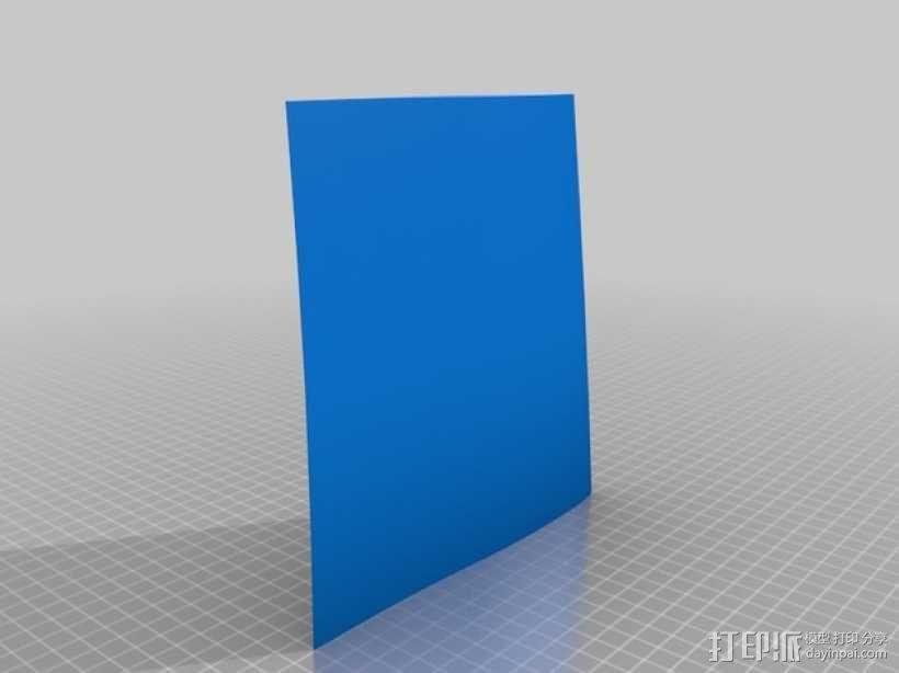 滑翔机模型 3D模型  图8