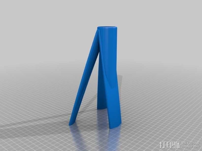滑翔机模型 3D模型  图10