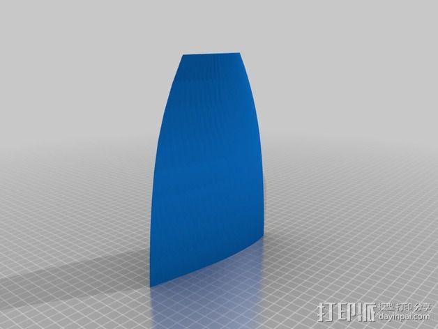 滑翔机模型 3D模型  图9