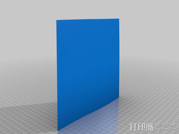 滑翔机模型 3D模型  图11
