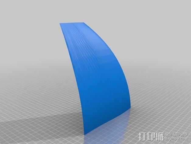 滑翔机模型 3D模型  图13