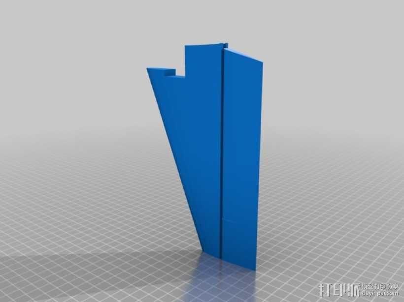 滑翔机模型 3D模型  图14