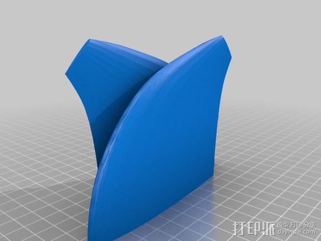 滑翔机模型 3D模型  图15