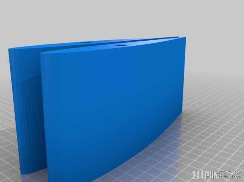 滑翔机模型 3D模型  图19