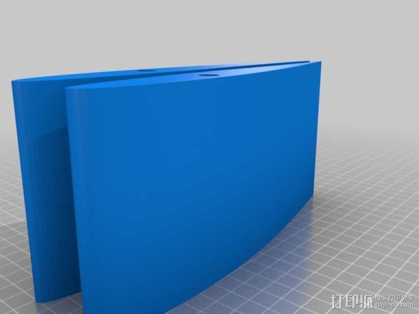 滑翔机模型 3D模型  图20
