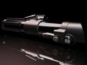 达斯维德的光剑 3D模型